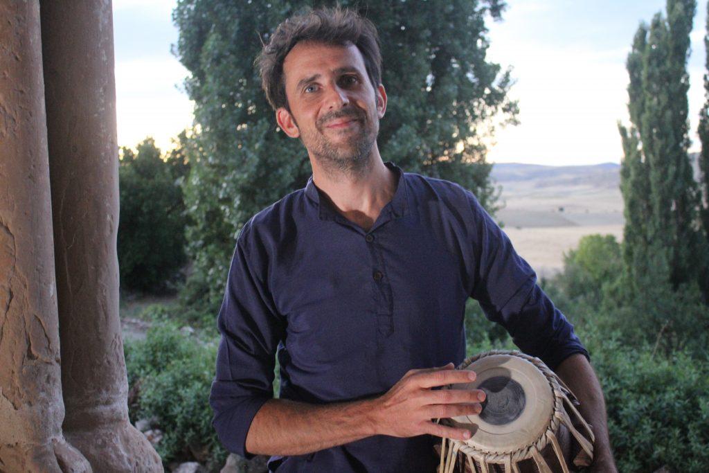 Alexis Weisgerber Pakhawaj
